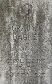 Grady C. Bagley