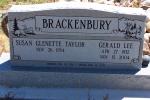 Gerald Lee Brackenbury