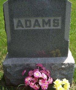 Rebecca Ann <i>Brooks</i> Adams