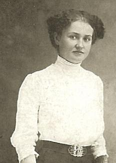 Anna Olga <i>Weigel</i> Steinmeyer