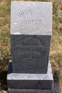 John Albert Harper