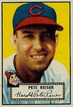 Harold Patrick Pete Reiser