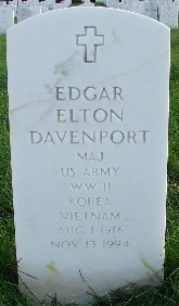 Edgar Elton Davenport