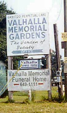 Valhalla Memorial Gardens