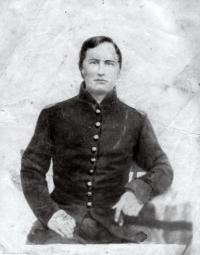 Pvt Charles W. Haskell