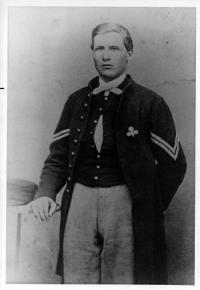Sgt George B. Clark