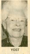 Nellie Snyder Yost