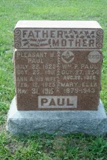 Mary Ella PAUL