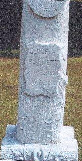 Eddie M Barrett