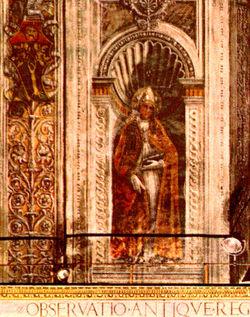 Pope Evaristus Aristus