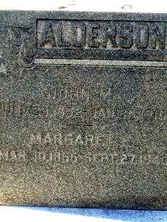John Marshall Alderson
