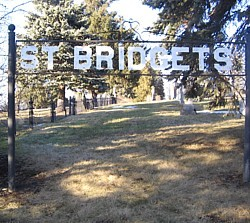Saint Bridgets Catholic Church Cemetery