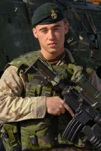 Pvt Kevin Yves Royal Dallaire