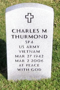 Charles M Charlie Thurmond