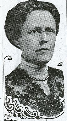 Bertha Davis <i>Devin</i> Allen