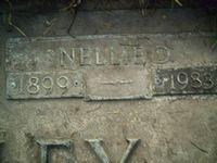 Nellie <i>Davis</i> Connerley