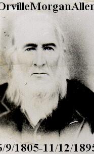 Orville Morgan Allen
