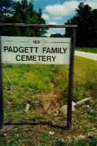 Padgett Family Cemetery (New)