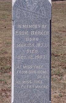 Eddie J Barker