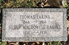 Susan MacDowell <i>MacDonald</i> Eakins