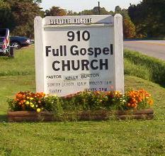 Full Gospel Pentecostal Church Cemetery