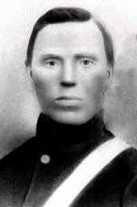 Pvt Halver Anderson