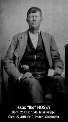 Isaac Ike Hosey
