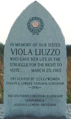 Viola Fauver <i>Gregg</i> Liuzzo