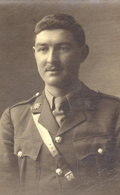 2nd Lt James Cossar