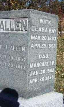 Clara <i>Ray</i> Allen