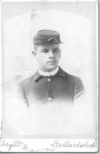 Fredrick John Harthorn