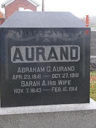 Abraham George Aurand