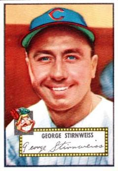George Snuffy Stirnweiss