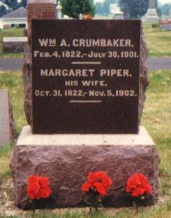 Margaret <i>Piper</i> Crumbaker
