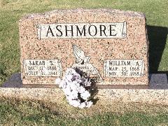 Sarah Susan Susie <i>Flowers</i> Ashmore