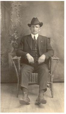 George Burns Perrine