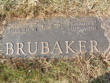 Margaret B Brubaker
