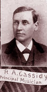 Robert A. Cassidy