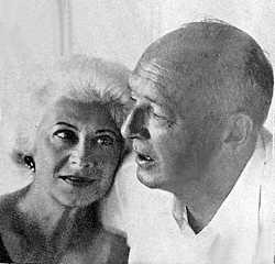 Vera Evsneevna <i>Slonim</i> Nabokov