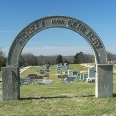 Ridgely Community Cemetery