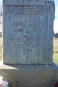 John Riley Anderson