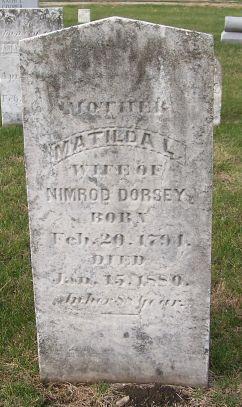 Matilda L. Dorsey