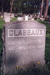 George A Clabeaux