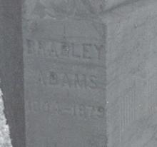 Bradley Adams