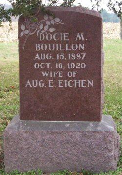 Docie M <i>Bouillon</i> Eichen