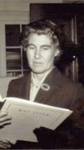 Nancy Rachel Bush