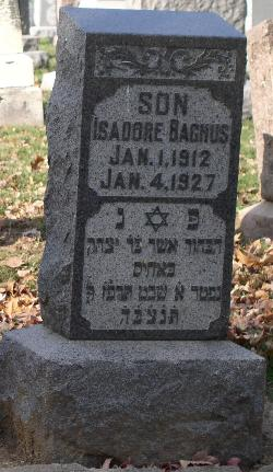 Isadore Issie Bachus