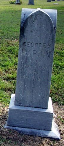 George B. Hardin