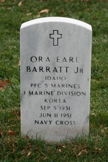 Ora Earl Barratt, Jr