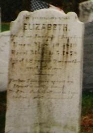 Elizabeth <i>Kendig</i> Charles